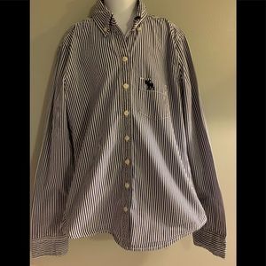 Abercrombie Long Sleeve Button Up